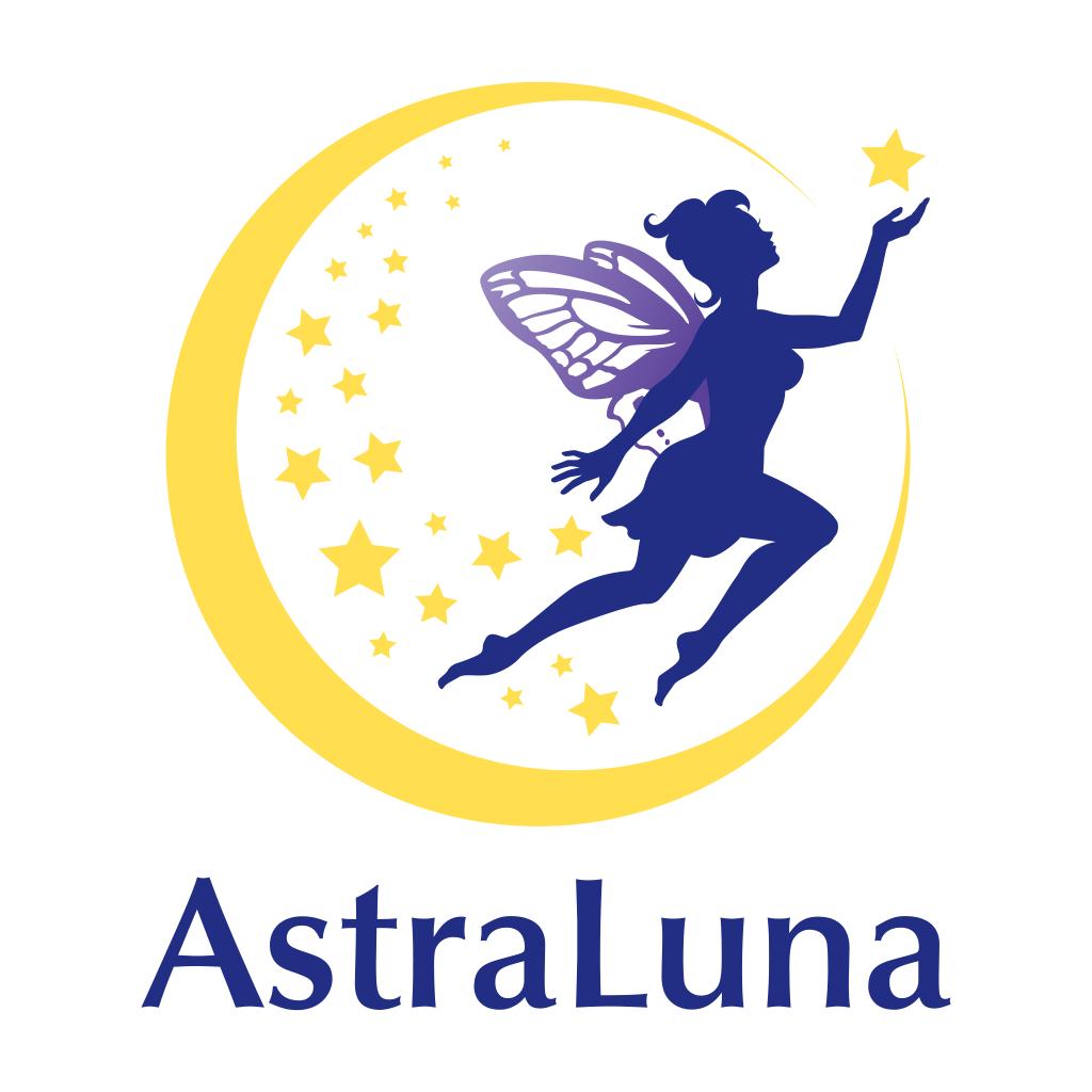 Astra Luna Logo Design David Safanda Design Solutions Inc