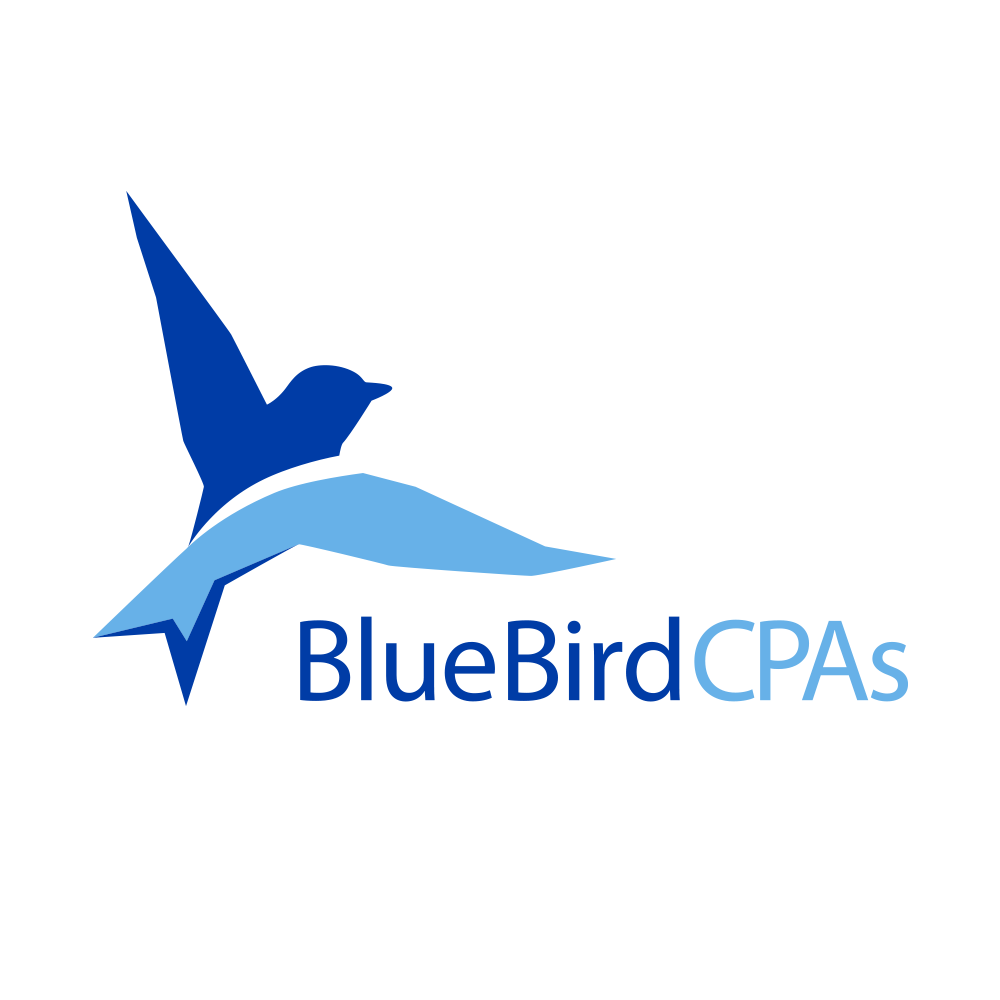 Companies with blue bird logo